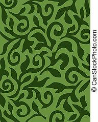 vecteur, vert, texture