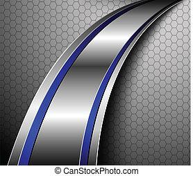 Vector 3D background