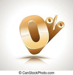 3d golden number Zero percent.
