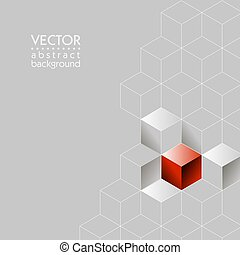 Vector 3D illustration