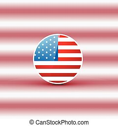 vector 4th of july design - vector 4th of july american...