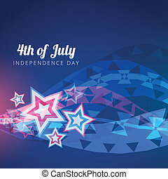 vector 4th of july design - vector 4th of july independence...