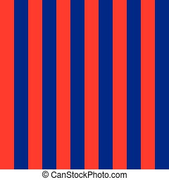 vector 4th of July seamless pattern with red and blue stripes