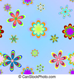 Vector a background with colours