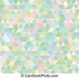 Vector abstact background in light green tones