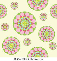 vector abstact seamless pattern