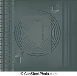 Vector abstract backgroun