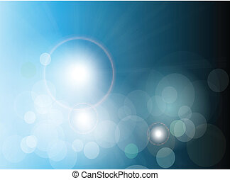abstract background blue - Vector abstract background blue...