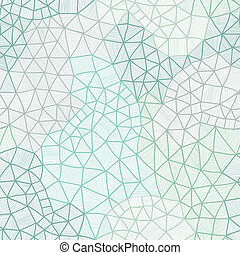 Vector abstract background - Cool c