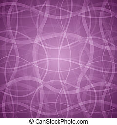 Vector abstract background - Violet clean vector floral...