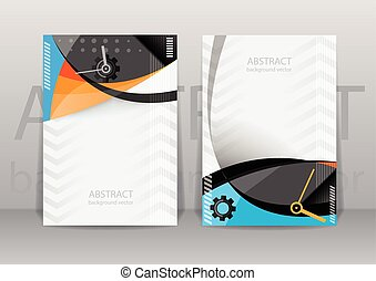 Vector abstract background EPS 10