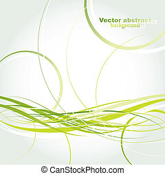 Vector abstract background, illustration