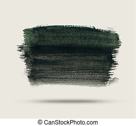 vector abstract background painted watercolor paint
