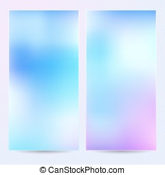 Abstract background, template banner or postcard