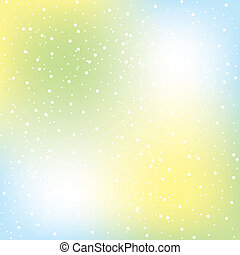 vector abstract background with dots