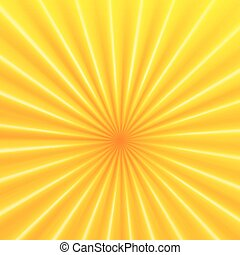 Vector abstract background with rays