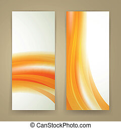 Vector Abstract Banners
