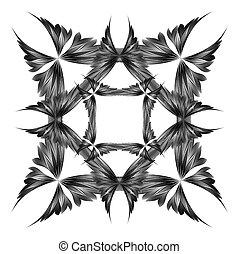 Vector abstract design