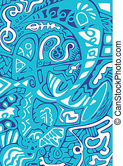 vector abstract design illustration