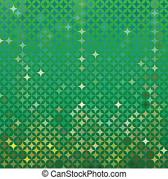 Vector abstract green detailed background - abstract green...
