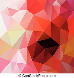 vector abstract irregular polygon background with a...