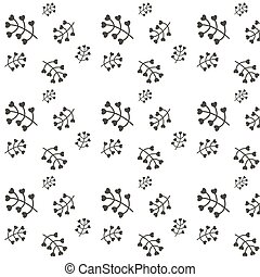 Vector Abstract Nature Pattern