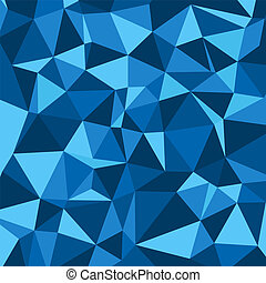 vector abstract polygonal background. Many similarities to ...