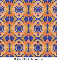 abstract seamless wavy pattern