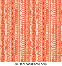 Abstract Stripes Vertical Seamless Pattern Background