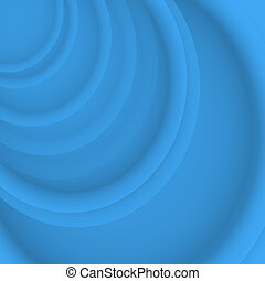 Vector Abstract Swirl Pattern