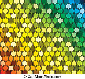 vector abstract tile background