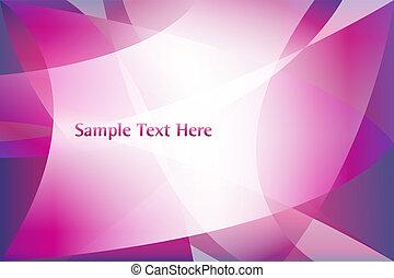 Vector Abstract Violet Background