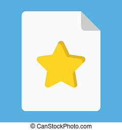 Vector Add to Bookmarks Icon