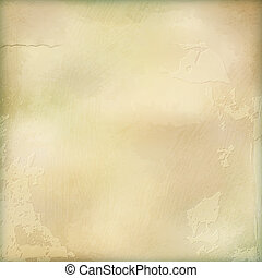 Vector aged plaster wall abstract background with subtle...