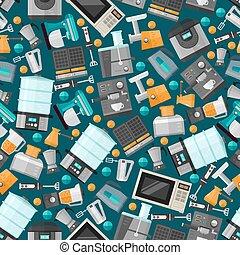 vector, aparato, herramienta, banner., tecnología,...