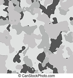 Vector arctic seamless camo