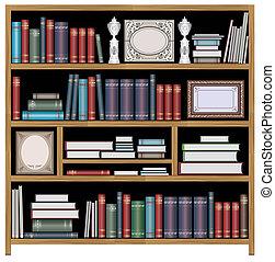 vector, armariopara libros