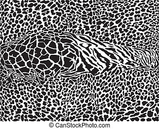 vector art illustration printing Af