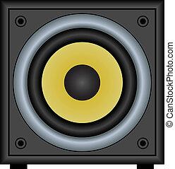 vector audio speaker