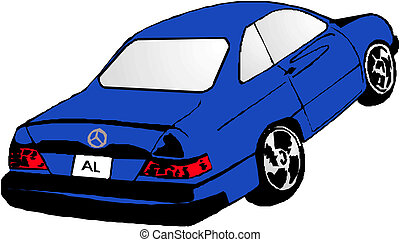 vector, auto