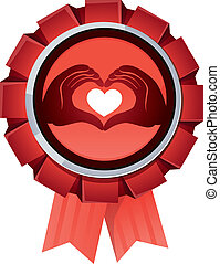 Vector award for charity organisation
