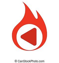 Vector Back arrow icon