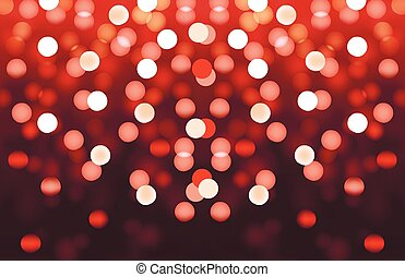 vector background bokeh