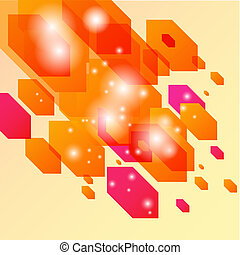Vector background. Business design
