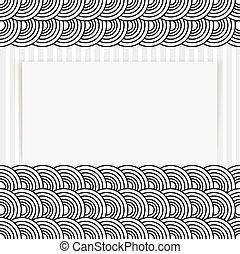 Background - Circle Lorem Ipsum - Vector Background - Circle...