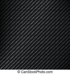 vector background of carbon