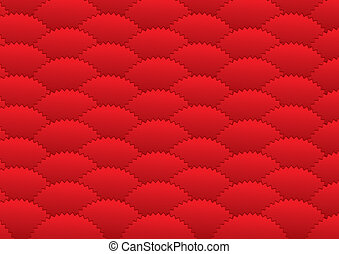 Vector background pattern illustration