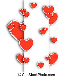 Vector background Valentines Day - Vector background...