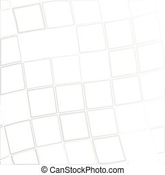Vector Background with copy-space. White and grey abstract...