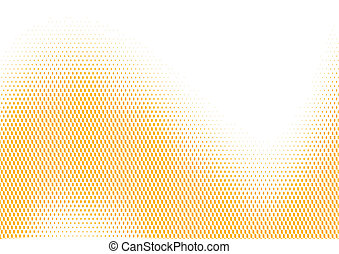 Vector background with spots; clip-art